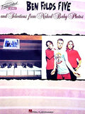 Ben Folds Five And Selections From Naked Baby Photos (Transcribed Scores)