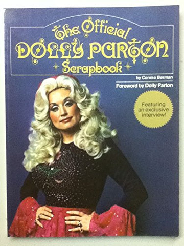 Official Dolly Parton Scrapbook