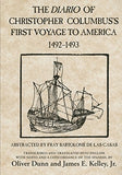 The Diario Of Christopher Columbus'S First Voyage To America, 14921493 (American Exploration And Travel Series)