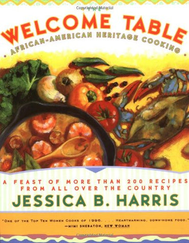 The Welcome Table : African-American Heritage Cooking