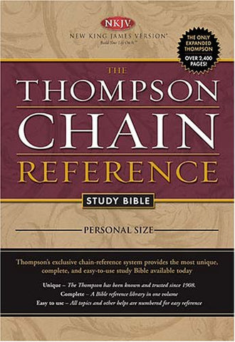 Holy Bible: New King James Version, The Thompson Chain Reference