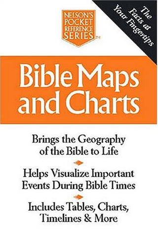Bible Maps And Charts Nelson'S Pocket Reference Series