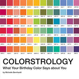Colorstrology: What Your Birthday Color Says About You