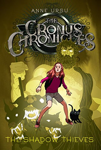 The Shadow Thieves (The Cronus Chronicles)