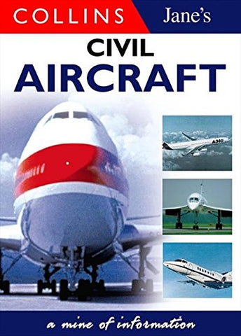 Jane'S Gem Modern Civil Aircraft (The Popular Jane'S Gems Series)