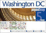 Washington D.C. Popout Map (Popout Maps)