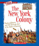 The New York Colony (True Books: American History (Paperback))