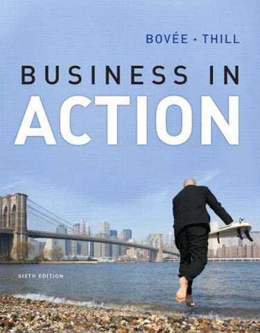 Business In Action (6Th Edition)