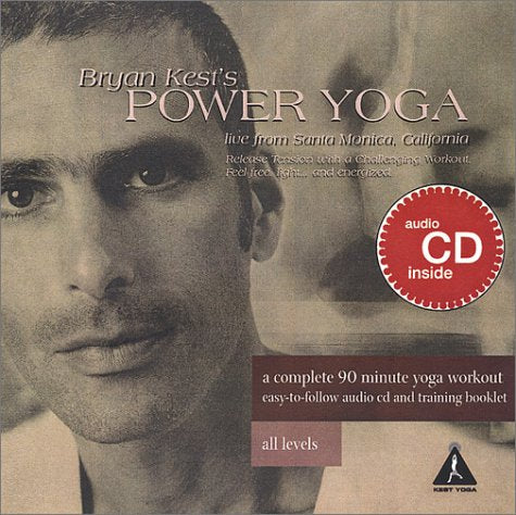 Bryan Kest'S Power Yoga: Live From Santa Monica, California (Cd & Booklet)