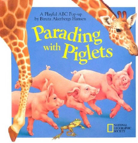 Parading With Piglets