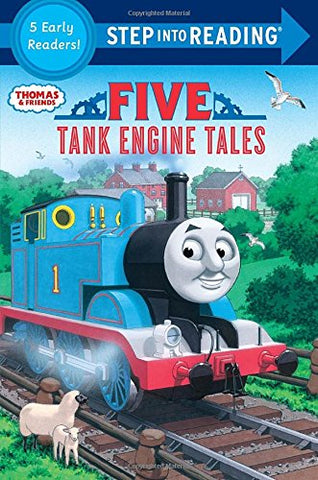 Five Tank Engine Tales (Thomas & Friends) (Step Into Reading)