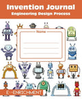 Invention Journal: Engineering Design Process (Stem Supplies)