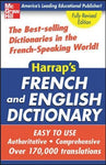 Harrap'S French And English Dictionary (Harrap'S Dictionaries)