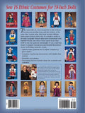 Sew The International Wardrobe For 18-Inch Dolls