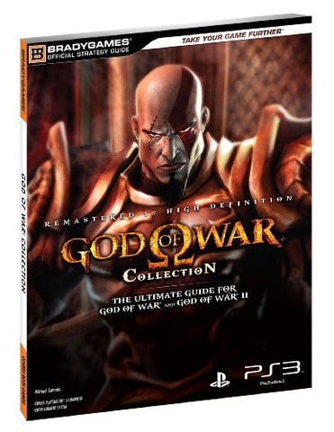 God Of War Collection Official Strategy Guide (Bradygames Official Strategy Guide)