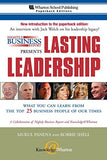 Nightly Business Report Presents Lasting Leadership: What You Can Learn From The Top 25 Business People Of Our Times