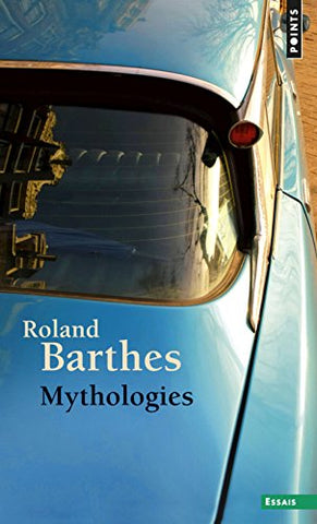 Mythologies (English And French Edition)