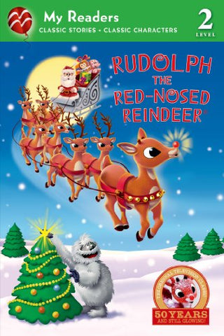 Rudolph The Red-Nosed Reindeer (My Reader, Level 2) (My Readers)