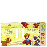 Baa Baa, Llama Llama, Ding Dong!: 5-Button Children'S Sound Book (5 Button Sound) (Early Bird Song Books)