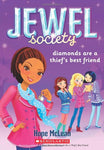 Jewel Society #2: Diamonds Are A Thief'S Best Friend (Jewel Thieves)