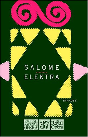 Salome/Elektra: English National Opera Guide 37 (English National Opera Guides)