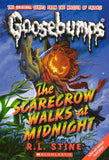 The Scarecrow Walks At Midnight (Turtleback School & Library Binding Edition) (Goosebumps)