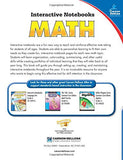 Math, Grade 6 (Interactive Notebooks)