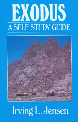 Exodus A Self-Study Guide