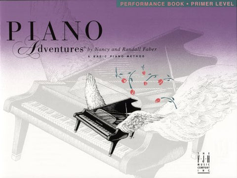 Piano Adventures: Performance Book, Primer Level