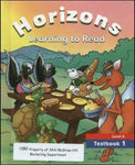 Horizons Level A, Student Textbook 1 (Horizons Series)