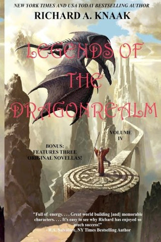 Legends Of The Dragonrealm, Vol. Iv (Volume 4)