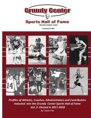 Grundy Center Sports Hall Of Fame Vol 2 (Volume 2)