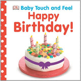 Baby Touch And Feel: Happy Birthday (Baby Touch & Feel)
