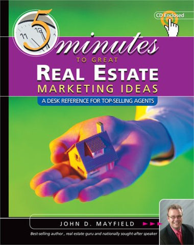 Five Minutes To Great Real Estate Marketing Ideas