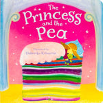 The Princess And The Pea (Fairytale Boards)