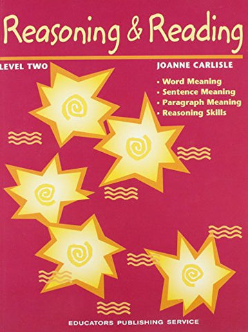 Reasoning And Reading Level 2
