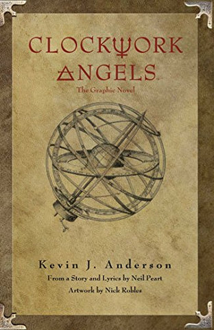 Rush'S Clockwork Angels: The Graphic Novel