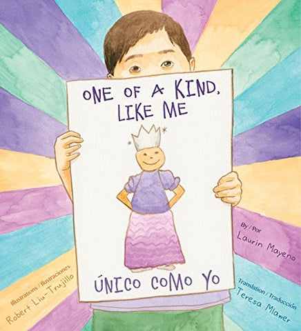One Of A Kind, Like Me / Nico Como Yo (English And Spanish Edition)