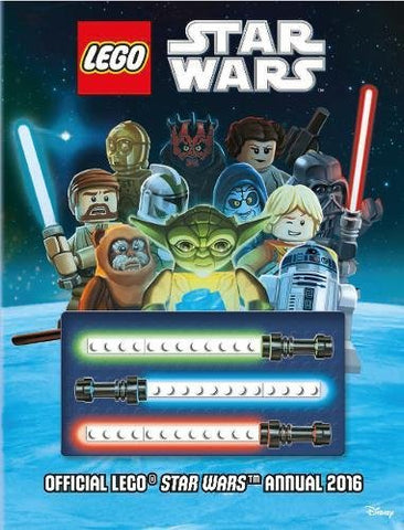 Official Lego (R) Star Wars Annual 2016