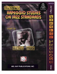 Guitar Arpeggio Studies On Jazz Standards (Mel Bays Private Lessons)