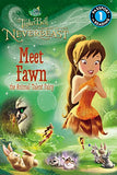 Disney Fairies: Tinker Bell And The Legend Of The Neverbeast: Meet Fawn The Animal-Talent Fairy (Passport To Reading Level 1)