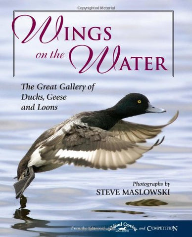 Wings On The Water: The Great Gallery Of Ducks, Geese And Loons
