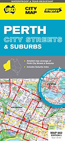 Perth City Streets & Suburbs