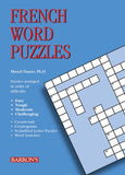 French Word Puzzles (Foreign Language Word Puzzles)