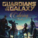 #18 Coloring Book Guardians Of The Galaxy: Best Seller, Stress Relief, Serenity And Relaxation, 100Pgs (Volume 18)