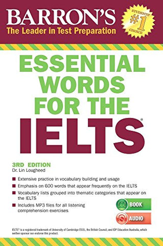 Essential Words For The Ielts: With Downloadable Audio, 3Rd Edition