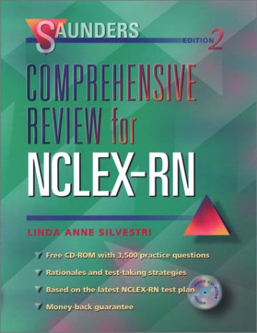 Saunders Comprehensive Review For Nclex/Rn