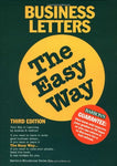 Business Letters The Easy Way (Easy Way Series)