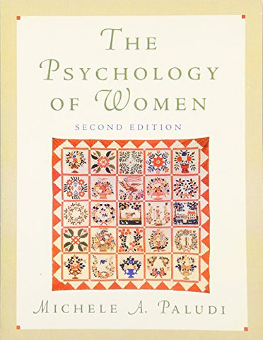 The Psychology Of Women (2Nd Edition)
