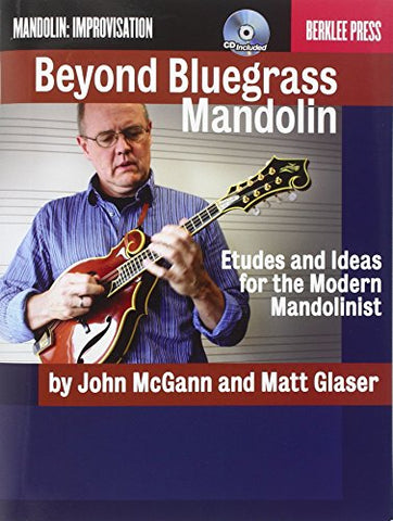 Beyond Bluegrass Mandolin - Book/Cd